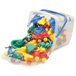 VikingToys® 30 Piece Classic Bucket of Vehicles