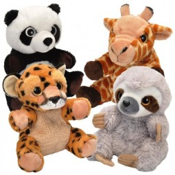 Wild Animal Puppet Set (Set of 4)