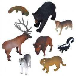 Wilderness Series Animal Figures