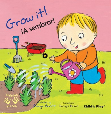 Image result for grow it childs play book a sembrar