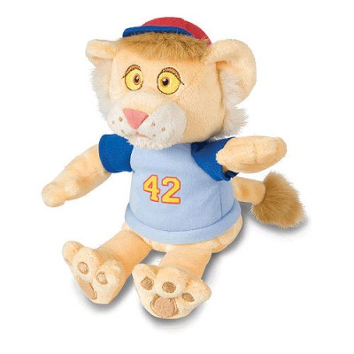 Between The Lions Lionel Plush Gryphon House