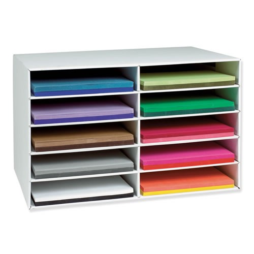 Construction Paper Storage for 12