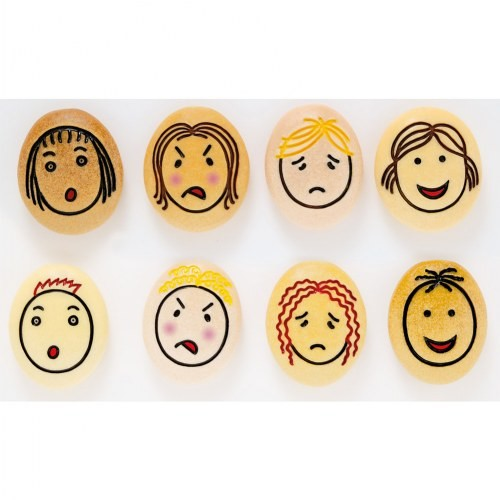 Jumbo Emotion Stones (Set of 8)
