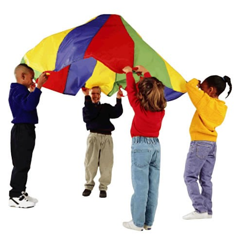 Parachute 12' with 8 Handles