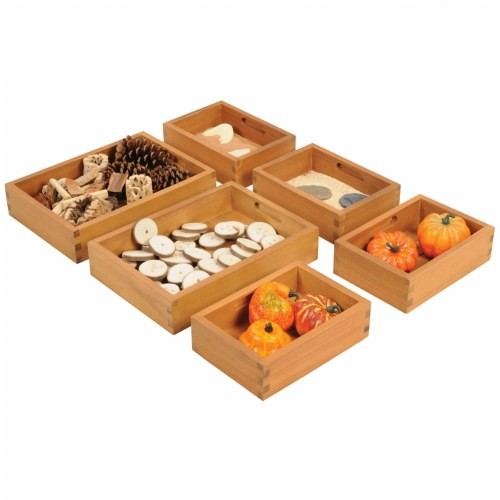 Sorting Boxes (Set of 6)
