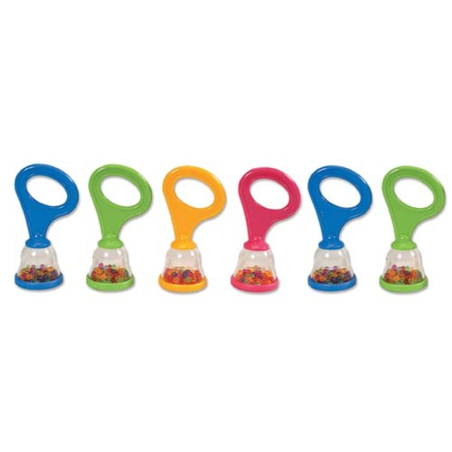 Baby Mini Maracas (Set of 6)