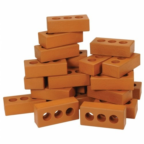 Brick, Blocks, and Rock Builders: Brick Builder Set