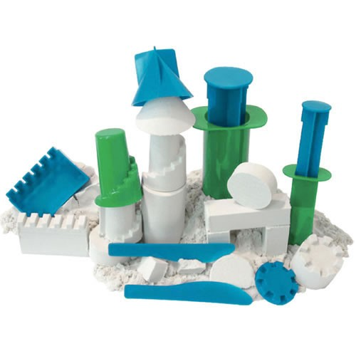 Castle Sand Molds and Sculpting Set