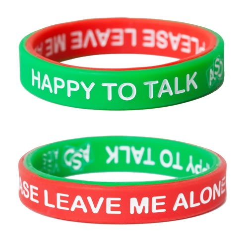Child Size Mood Bands (Set of 3)