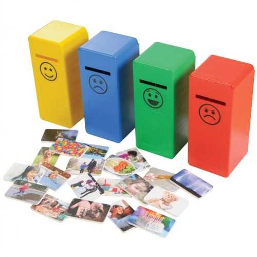 Emotion Sorting Boxes