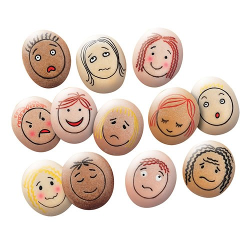 Emotion Stones (Set of 12)