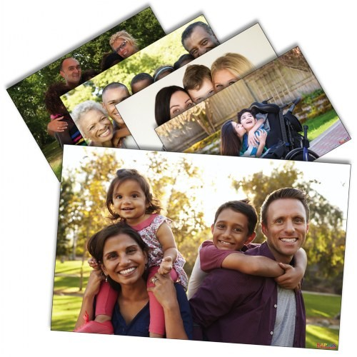 Families Poster Set (Set of 12)