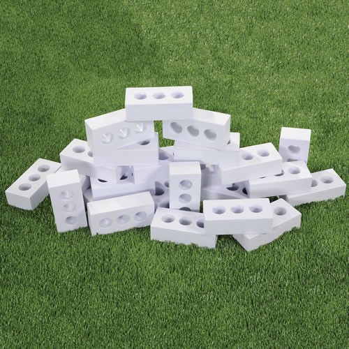 Brick, Blocks, and Rock Builders: Ice Brick Builder Set