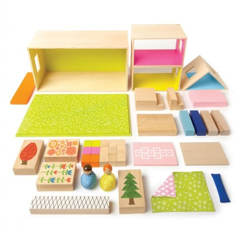 Manhattan Toy MiO House Playset