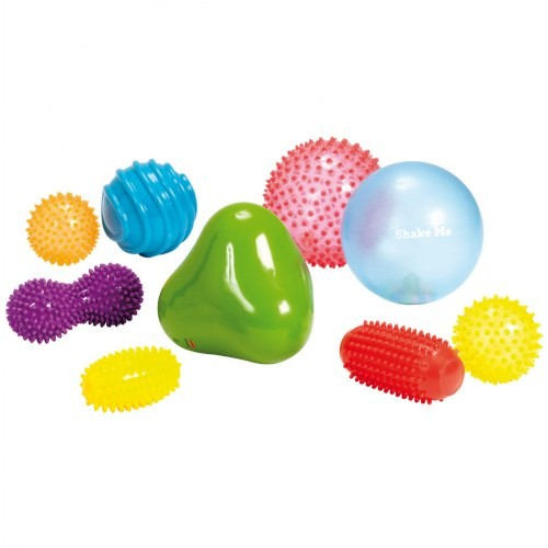 Sensory Ball Set (Set of 9)