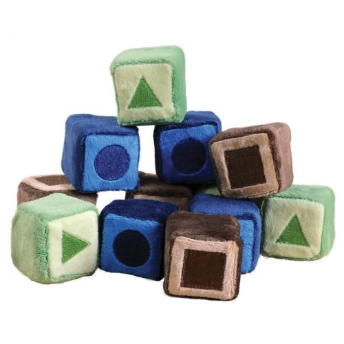 Soft Shape Blocks