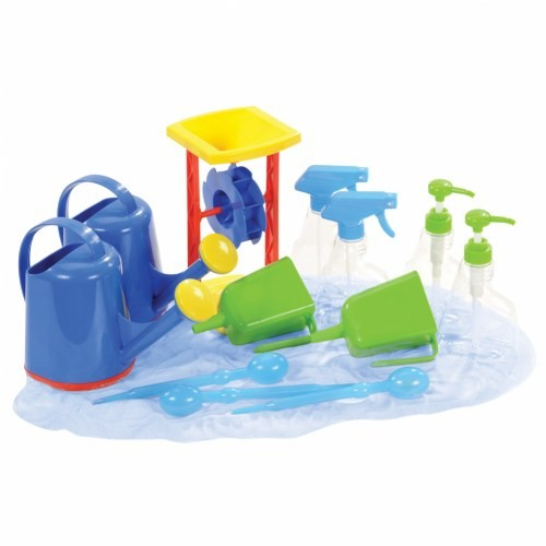 Spray, Sprinkle, Pump, and Squeeze Water Set
