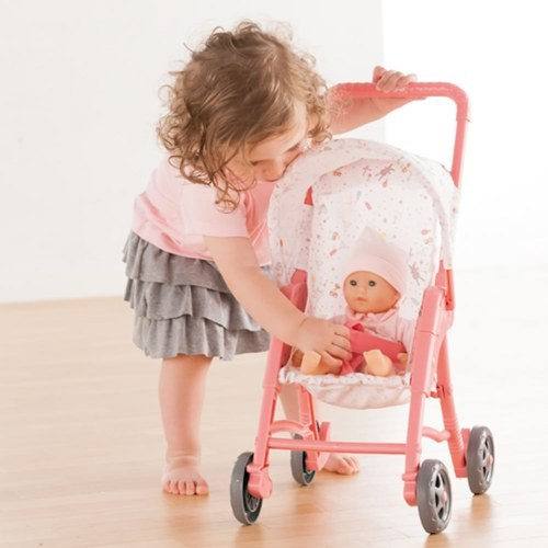 Toddler's First Doll Stroller