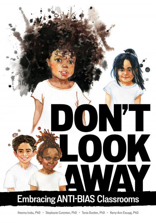 Gryphon House Releases Don't Look Away