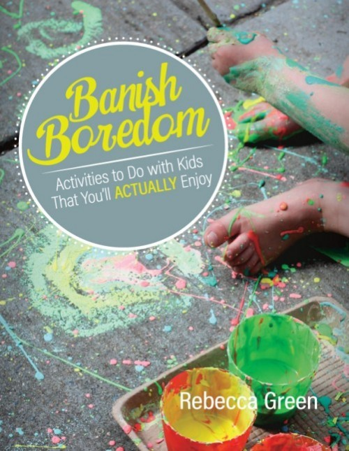 Banish Boredom Wins Parenting Seal of Approval