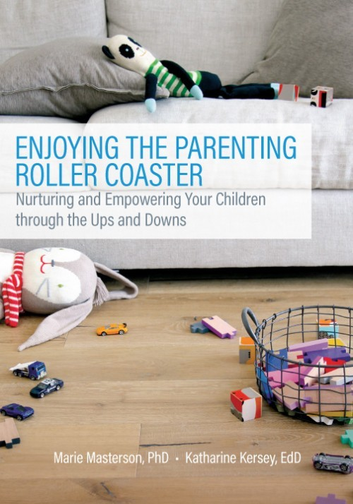 Enjoying the Parenting Roller Coaster Wins Mom's Choice Award