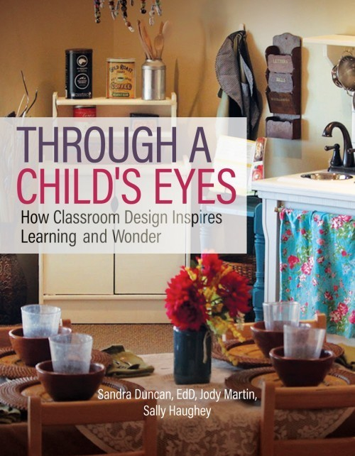 Gryphon House Releases Through a Child's Eyes