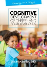 Cognitive Development of Three and Four Year Olds-ebook