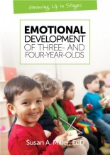 Emotional Development of Three and Four Year Olds-ebook