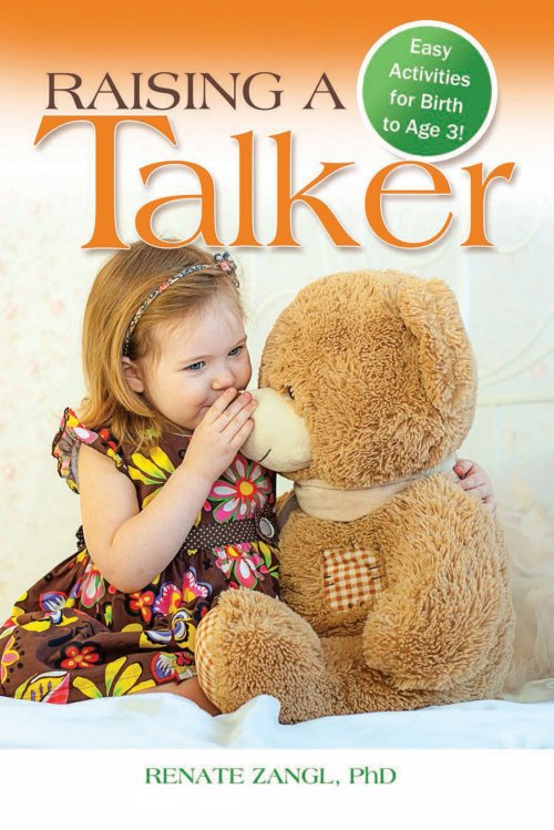 Raising a Talker by Renate Zangl, PhD | Gryphon House