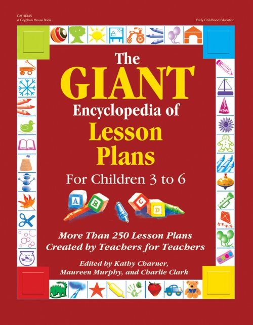 Preschool Teacher Resource Books