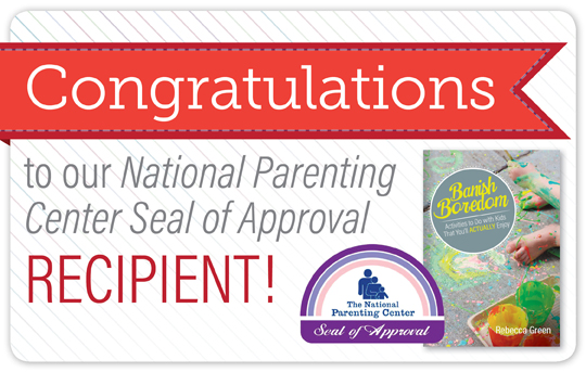 Parenting Center Seal of Approval | Gryphon House