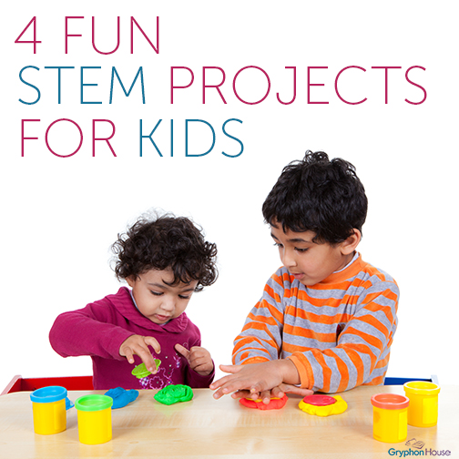 4 Fun STEM Projects for Kids