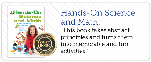 Hands-On Science and Math wins Smart Book Award