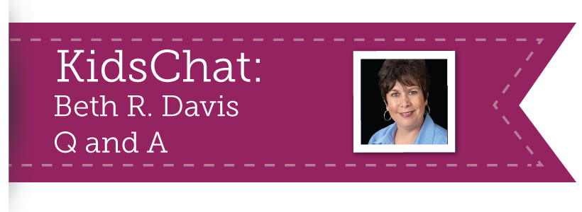 Beth R. Davis discusses STEM activities, math activities, science activities for preschoolers.