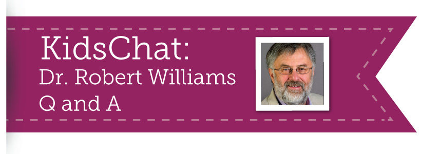 Dr. Robert Williams, Gryphon House author and early childhood educator, offers answers to your questions about his science background and passion for bringing science into childhood development.