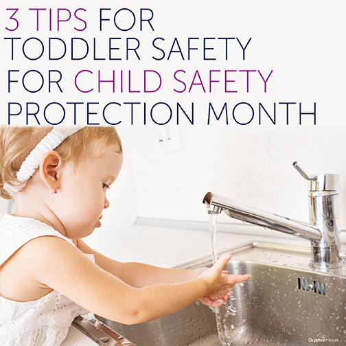 3 Tips for Toddlers Safety