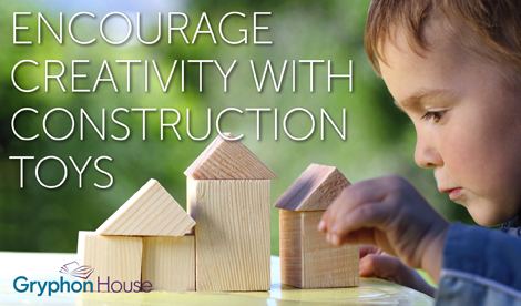Encourage Creativity with Construction Toys
