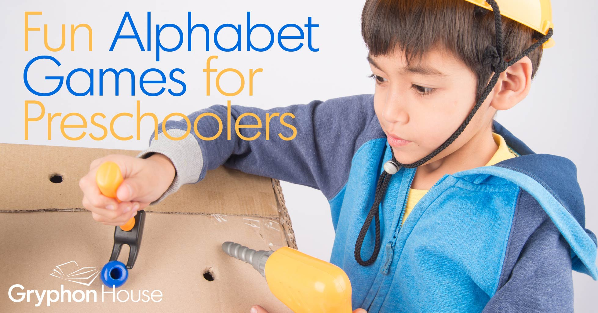 Fun Alphabet Games for Preschoolers | Gryphon House