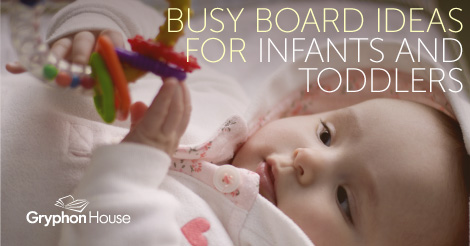 Infant Busy Board