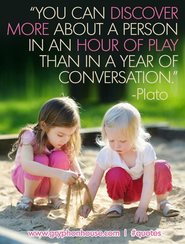 Quote Of The Week Plato Play Fascinating Quotes About Play