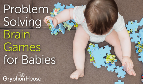 Problem Solving Brain Games for Babies