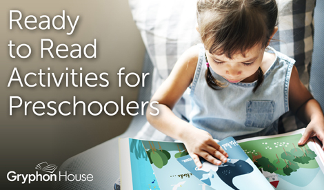 Ready to Read Activities for Preschoolers
