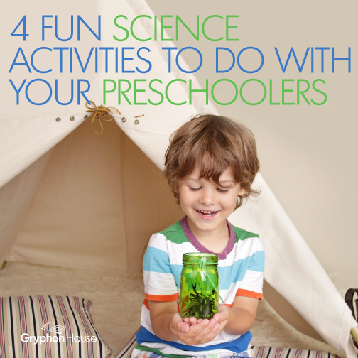 You can encourage your child's power of observation with simple science activities for preschoolers done right at home. From chain reactions to patterns in nature, preschool science activities are easily accessible for parents who feel they don't have ANY science knowledge but want to encourage exploration in their children.