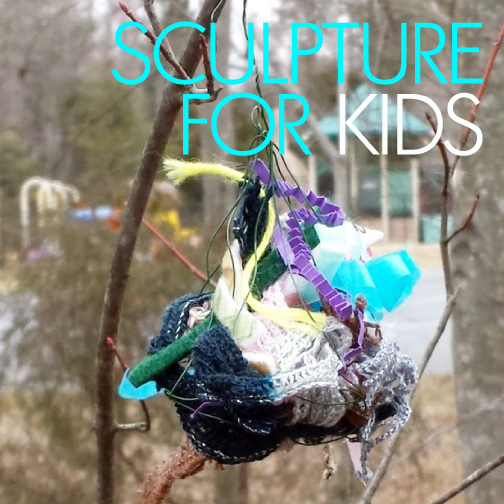 Sculpture for kids