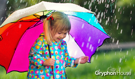 Spring Showers and Other Weather Lessons for Kids