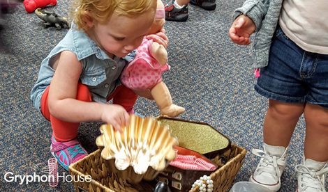 Treasure Baskets for Babies | Gryphon House