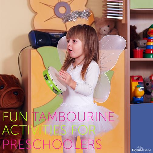 fun tambourine activities for preschoolers
