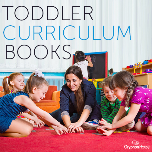 Toddler Curriculum Books