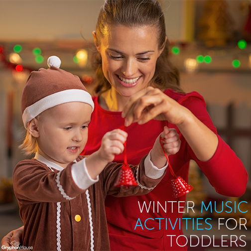 Winter Music Activities for Toddlers