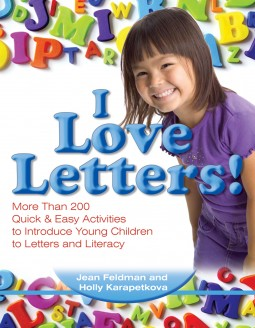 I Love Letters | Gryphon House